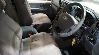2017 Toyota Landcruiser VDJ79R GXL White 5 Speed Manual Cab Chassis