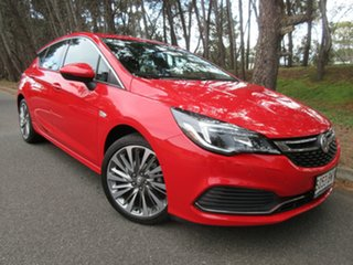2017 Holden Astra BK MY17 RS-V Red 6 Speed Sports Automatic Hatchback.