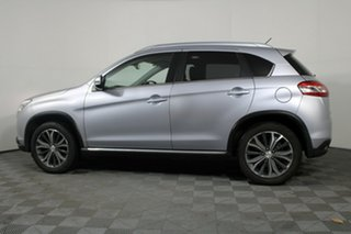 2013 Peugeot 4008 MY12 Active 2WD Silver 6 Speed Constant Variable Wagon