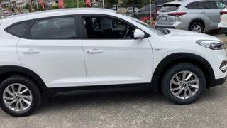 2016 Hyundai Tucson TL Active 2WD White 6 Speed Sports Automatic Wagon