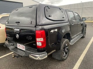 2013 Holden Colorado RG MY14 LTZ Crew Cab Black/Grey 6 Speed Sports Automatic Utility.