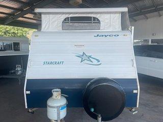 2010 Jayco Starcraft Pop-top.