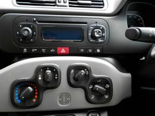 2013 Fiat Panda 150 Easy White 5 Speed Manual Hatchback