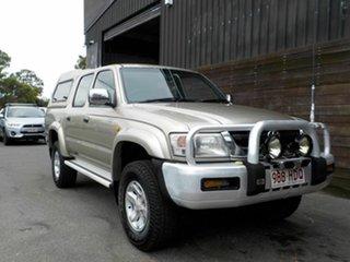 2003 Toyota Hilux KZN165R MY02 SR5 Gold 5 Speed Manual Utility.