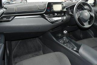 2018 Toyota C-HR NGX10R 2WD White 6 Speed Manual Wagon
