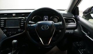 2018 Toyota Camry AXVH71R Ascent Premium Silver 6 Speed Constant Variable Sedan Hybrid