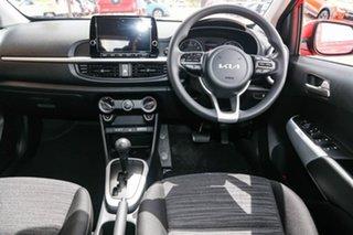 2021 Kia Picanto JA S Red Automatic Hatchback
