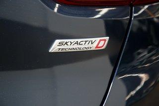 2016 Mazda CX-3 DK4WSA sTouring SKYACTIV-Drive i-ACTIV AWD Blue 6 Speed Sports Automatic Wagon