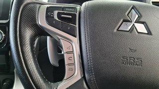 2017 Mitsubishi Pajero Sport QE MY17 GLS Silver 8 Speed Sports Automatic Wagon