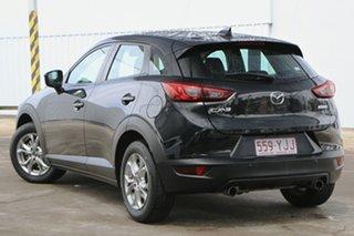2018 Mazda CX-3 DK2W7A Maxx SKYACTIV-Drive Black 6 Speed Sports Automatic Wagon.