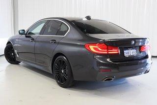 2019 BMW 5 Series G30 530d Steptronic M Sport Grey 8 Speed Sports Automatic Sedan.