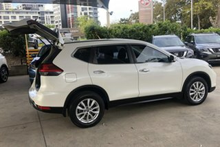 2018 Nissan X-Trail T32 Series 2 TS (4WD) White Continuous Variable Wagon