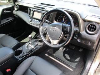 2014 Toyota RAV4 ALA49R MY14 Cruiser AWD Gold 6 Speed Sports Automatic Wagon.