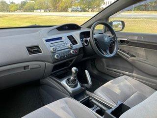 2008 Honda Civic 8th Gen MY08 VTi 5 Speed Manual Sedan