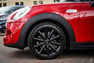 2018 Mini Hatch F55 Cooper S Red 6 Speed Sports Automatic Hatchback.