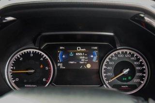 2021 Isuzu D-MAX RG MY21 X-TERRAIN Crew Cab Orange 6 Speed Sports Automatic Utility