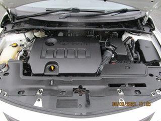 2013 Toyota Corolla ZRE152R MY11 Ascent White 4 Speed Automatic Sedan