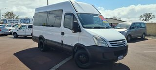 Iveco Daily White 6 Speed Automated Manual Long Wheel Base.