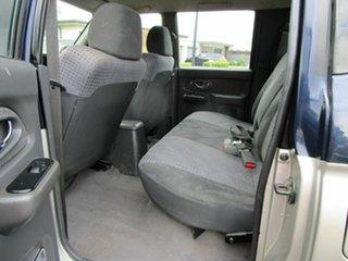 2004 Mitsubishi Triton MK MY04 GLS (4x4) Blue 5 Speed Manual 4x4 Double Cab Utility