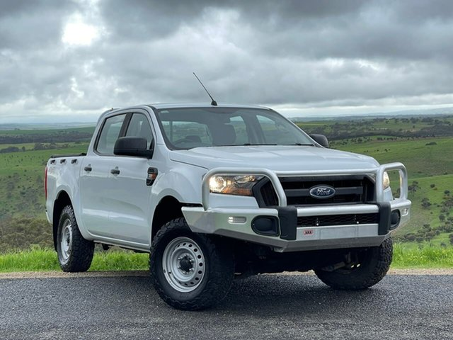 Used Ford Ranger PX MkII XL Clare, 2017 Ford Ranger PX MkII XL White 6 Speed Sports Automatic Utility
