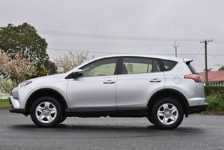 2016 Toyota RAV4 ZSA42R GX 2WD Silver 7 Speed Constant Variable Wagon