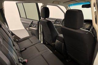 2016 Mitsubishi Pajero NX MY15 GLX White 5 speed Automatic Wagon