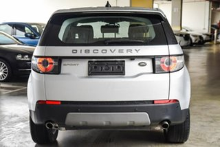 2017 Land Rover Discovery Sport L550 17MY TD4 150 SE Silver 9 Speed Sports Automatic Wagon