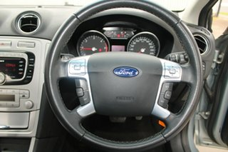 2009 Ford Mondeo MA TDCi Green 6 Speed Automatic Hatchback