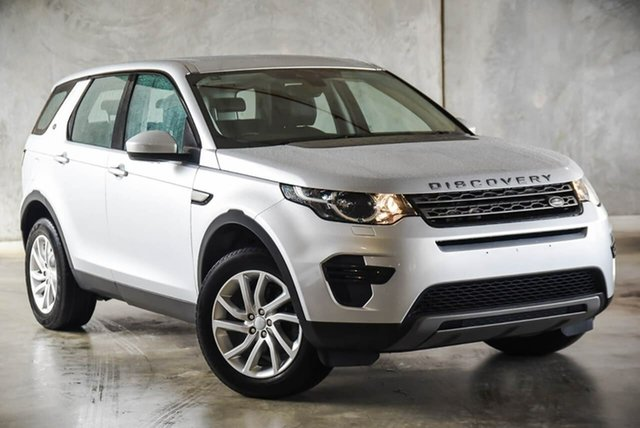 Used Land Rover Discovery Sport L550 17MY TD4 150 SE Osborne Park, 2017 Land Rover Discovery Sport L550 17MY TD4 150 SE Silver 9 Speed Sports Automatic Wagon