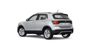 2021 Volkswagen T-Cross Style Reflex Silver Semi Auto SUV.