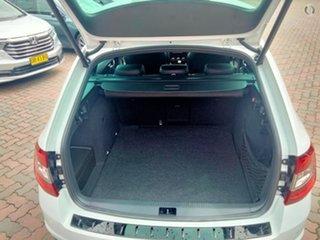 2017 Skoda Octavia NE MY18 RS 245 White 6 Speed Manual Wagon