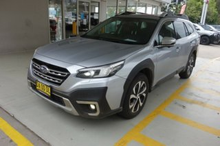 2021 Subaru Outback B7A MY21 AWD Touring CVT Silver, Chrome 8 Speed Constant Variable Wagon.