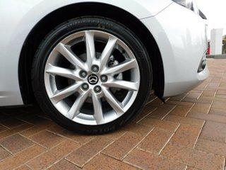 2016 Mazda 3 BM5438 SP25 SKYACTIV-Drive GT 6 Speed Sports Automatic Hatchback