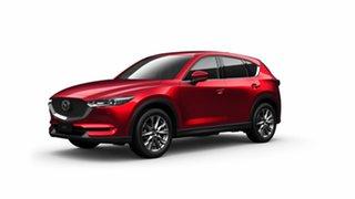 2021 Mazda CX-5 CX-5J Akera Turbo (AWD) Soul Red Crystal 6 Speed Automatic Wagon