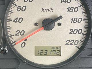 2003 Mazda 323 BJ II-J48 SP20 Gold 5 Speed Manual Sedan