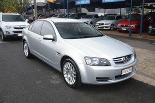 2010 Holden Commodore VE MY10 International Silver 6 Speed Automatic Sedan.