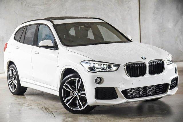 Used BMW X1 F48 LCI xDrive25i Steptronic AWD Osborne Park, 2019 BMW X1 F48 LCI xDrive25i Steptronic AWD White 8 Speed Sports Automatic Wagon