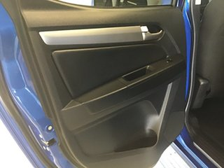 2019 Holden Colorado RG MY20 LS-X Pickup Crew Cab Blue 6 Speed Sports Automatic Utility