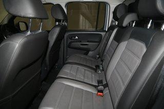 2017 Volkswagen Amarok 2H MY17 TDI550 4MOTION Perm Highline Silver 8 Speed Automatic Utility