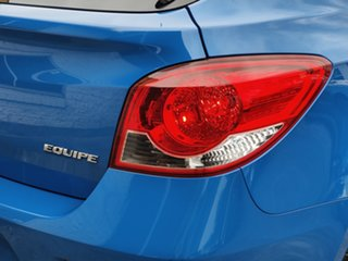2013 Holden Cruze JH Series II MY13 CD Perfect Blue 6 Speed Sports Automatic Hatchback