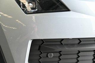 2017 Skoda Kodiaq NS MY18 132TSI DSG Grey 7 Speed Sports Automatic Dual Clutch Wagon.