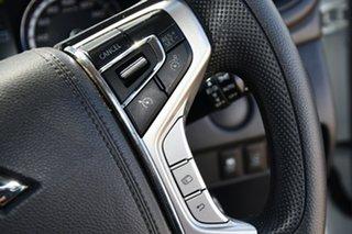 2018 Mitsubishi Triton MR MY19 GLX Double Cab ADAS White 6 Speed Sports Automatic Cab Chassis