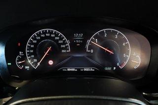 2019 BMW 5 Series G30 530d Steptronic M Sport Grey 8 Speed Sports Automatic Sedan