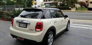 2017 Mini Cooper F55 White 6 Speed Automatic Hatchback
