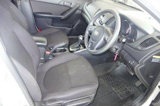 2012 Kia Cerato TD MY12 SI Silver 6 Speed Sports Automatic Hatchback