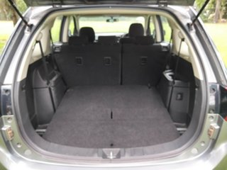 2018 Mitsubishi Outlander ZL MY18.5 LS 7 Seat (AWD) Silver Continuous Variable Wagon