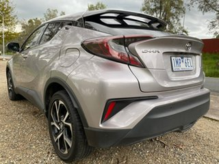 2018 Toyota C-HR NGX10R Koba S-CVT 2WD Silver 7 Speed Constant Variable Wagon