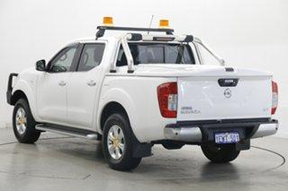 2015 Nissan Navara D23 ST White 7 Speed Sports Automatic Utility.