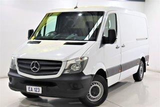 2018 Mercedes-Benz Sprinter 906 MY14 313CDI MWB White 7 Speed Automatic Van.