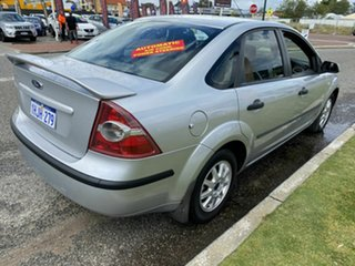 2006 Ford Focus LS CL Silver 4 Speed Automatic Sedan